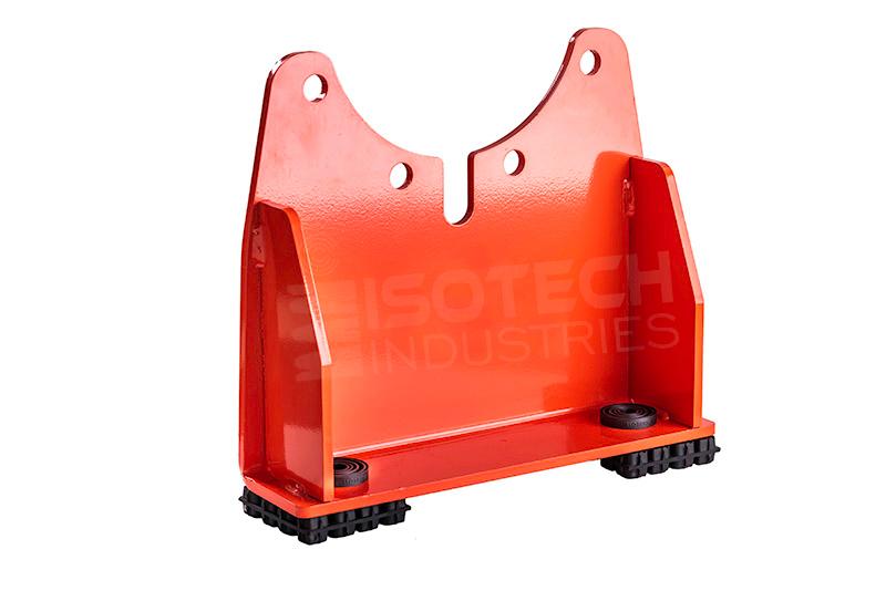 Seismic Pump Stands and Hanger Plates
